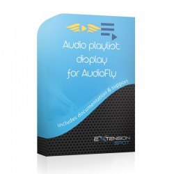 Audio Playlist display for...
