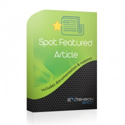 Spot Featured Articles