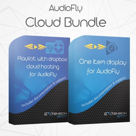 AudioFly Cloud Bundle