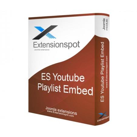 ES Youtube Playlist Embed