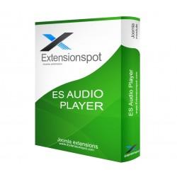 ES Audio Player